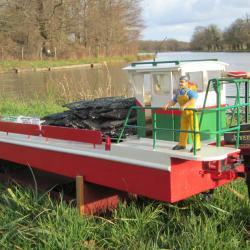 Barge ostréïcole