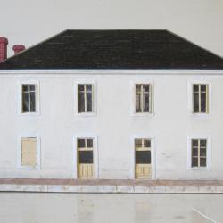 Maison des associations- Ancienne école d' Arthon au 1/30°