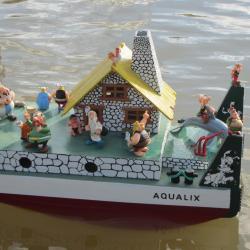 """""""Aqualix"""" pousseur"""