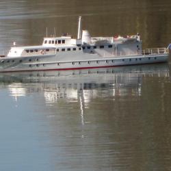 """""""VANDERRA"""" Yacht de haute mer pour croisière de luxe"""