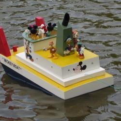 Mickey Boat