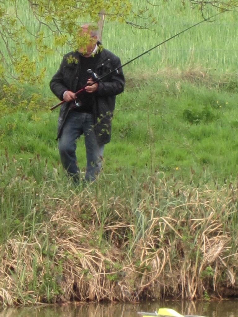 Recherche du meilleur coin de pêche
