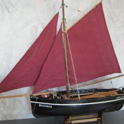 Karreg-Velen - sloup goëmonier (statique)