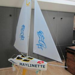 """ Maylinette "" classe jauginette"